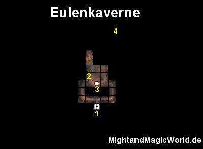 Map der Eulenkaverne