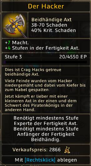 Der Hacker Level 3