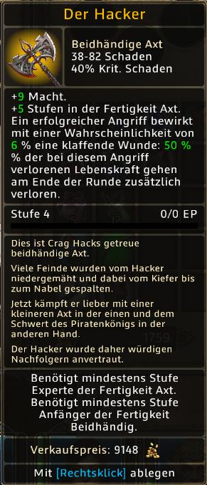 Der Hacker Level 4