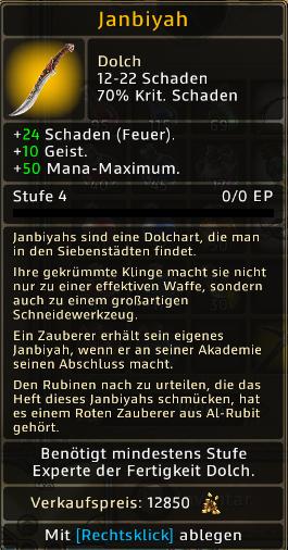 Janbiyah Level 4