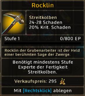 Rocklin Level 1
