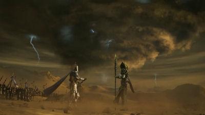 Heroes Online Gamescom UK 2012 Teaser